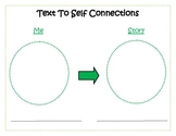 Text to Self Connections for Emegent Readers