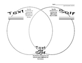Text to Self Reading Graphic Organizer