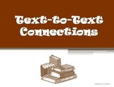 Text to Text Connections