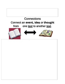 Text to Text Connections Visual