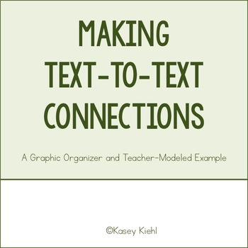 Text-to-Text Minilesson for Middle School Reading Workshop