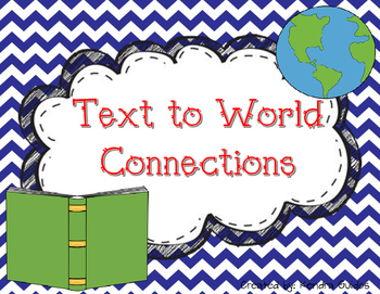 Text to World Connection