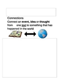 Text to World Connections Poster