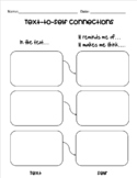 Text-to-self Connections Graphic Organizer