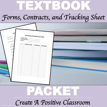 "Textbook Forms and Contracts ""Editable"""