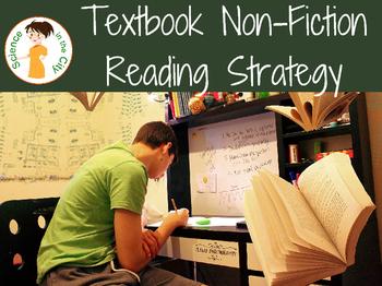 Textbook Reading Graphic Organizer