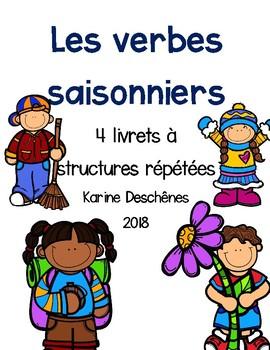 Textes à structures répétées- Les verbes saisonniers