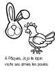 Textes à structures répétées-Pâques