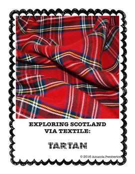 Textile Visual Arts Lesson - Scottish Tartan