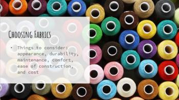 Textiles Presentation