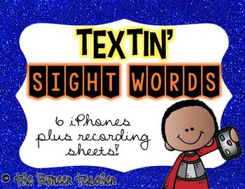 Textin' Sight Words