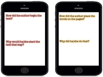 Texting About Text - Analyzing Prompts
