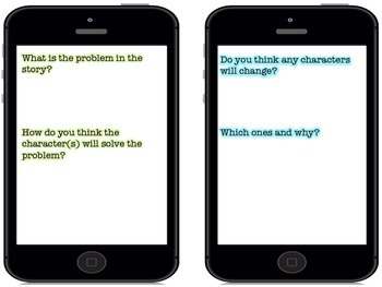 Texting About Text - Prediction Prompts