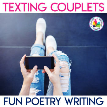 Texting Couplets: Engaging Poetry Assignment for Grades 6-12