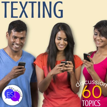 Texting Themed Discussion Topics