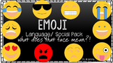 Texting Emojis Language Pack: Social Skills, Vocab, Infere
