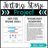 Texting Story Project