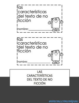 Texto de No Ficción / Non fiction text