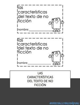 Texto de No Ficción / Non fiction text