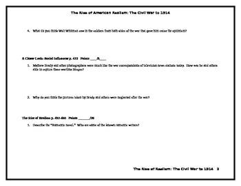Textquest: The Civil War