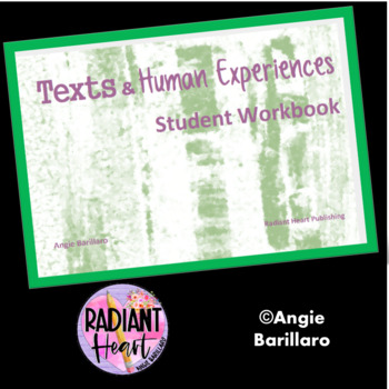 Texts and Human Experiences Workbook for HSC NSW English