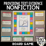 Textual Evidence Board Game Nonfiction