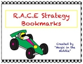 Textual Evidence Bookmarks (using the R.A.C.E. Strategy)