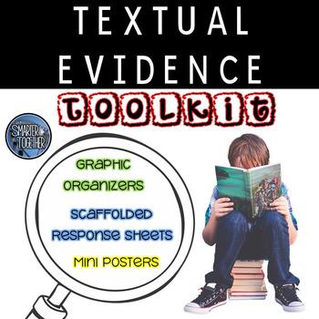 Text Evidence [Textual Evidence Toolkit]