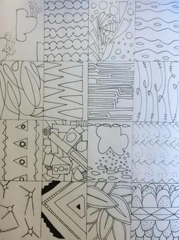 Texture Example Sheet
