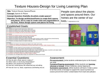 Texture Houses