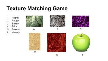Texture Matching Game