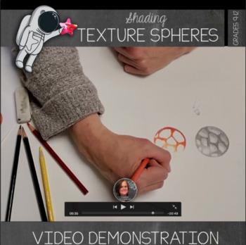 Texture Spheres Bundle - Includes 2 Videos, Color, Texture & Pattern