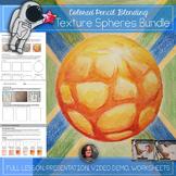 Texture Spheres Bundle - Includes 2 Videos, Color, Texture