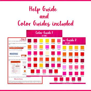 Texture Toolkit #1 - Text Fills - Watercolor Textures - PNG - 300dpi