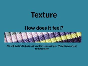 Texture Unit - Power Point