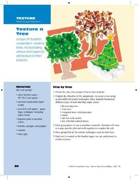 Texture a Tree