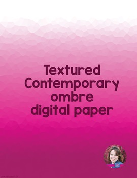Textured  Contemporary Ombre  Digital Paper