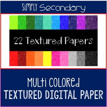 Textured Digital Paper