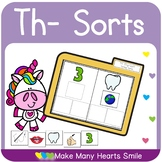 Th Digraph Sorts