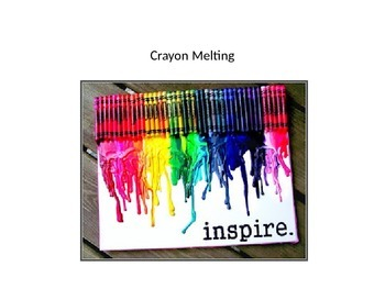 The Art of Crayon Melting