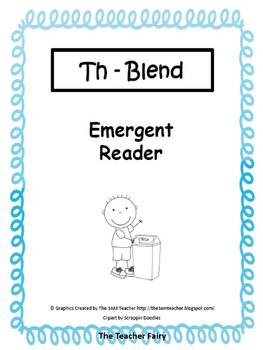 Th- Blend Emergent Reader