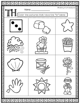 TH Digraph: Color The Th Pictures