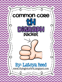 Th Digraph Common Core Packet