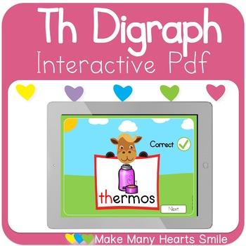 Th Digraph Interactive Pdf