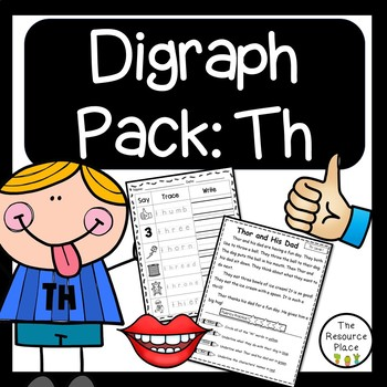 Th Digraph Pack!
