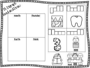 Th Digraph Read-and-Draw