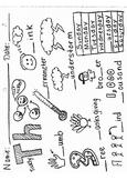 Th Digraph worksheet