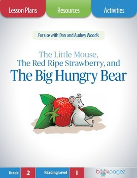 The Little Mouse, The Red Ripe Strawberry... Lesson Plans & Activities Package
