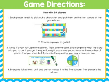 Th and Wh Digraph Game And A Word Sort (Th, Wh)