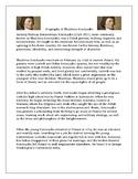 Thaddeus Kościuszko Biography and Comprehension Questions